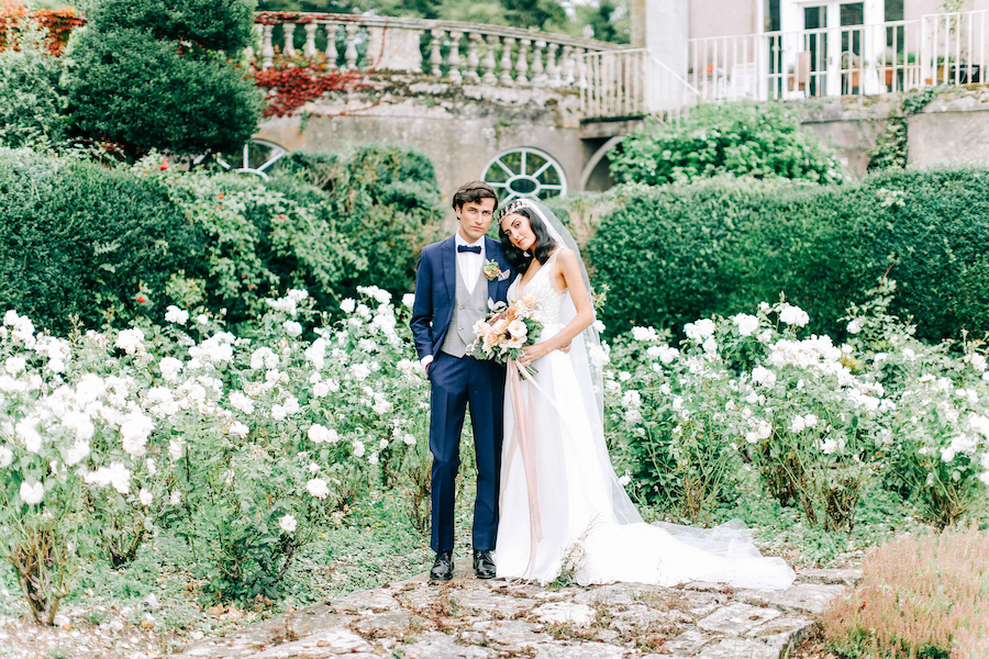 Romantic, French inspired wedding inspiration with masterful florals (10)