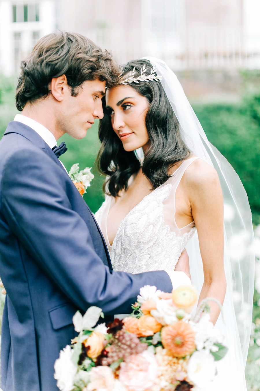 Romantic, French inspired wedding inspiration with masterful florals (12)