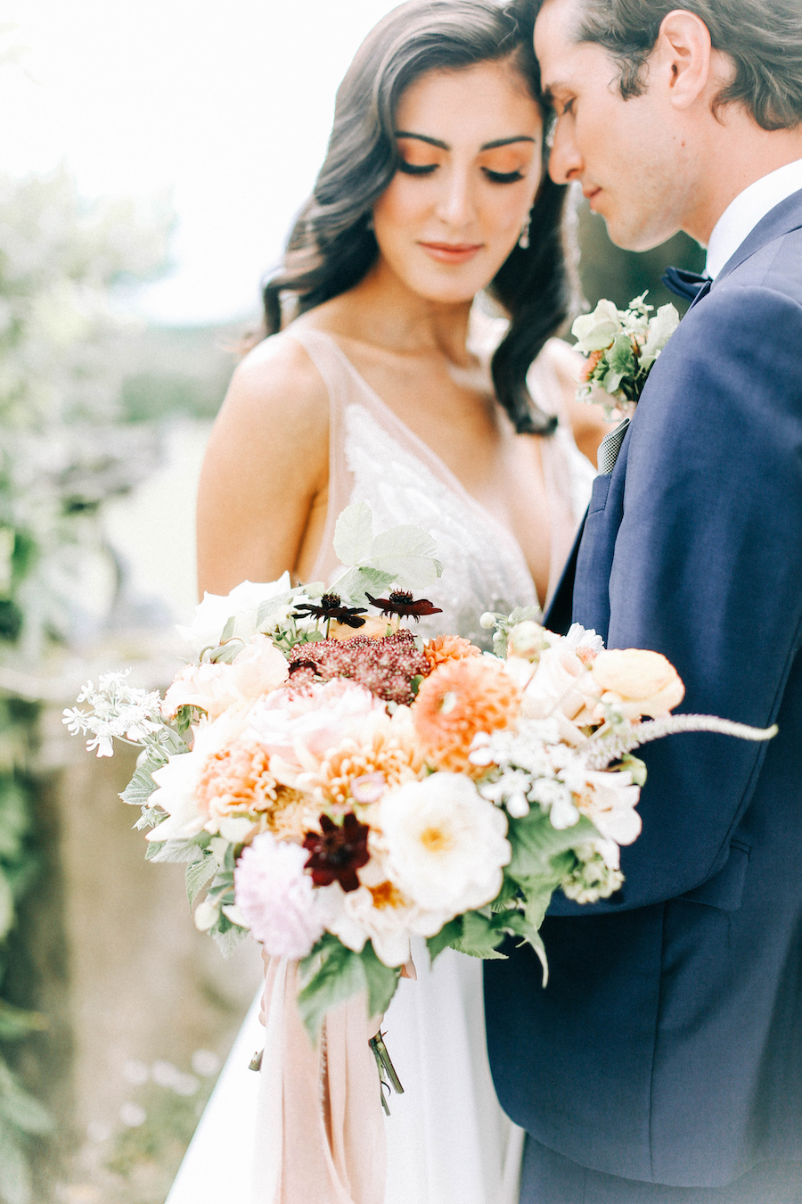 Romantic, French inspired wedding inspiration with masterful florals (3)