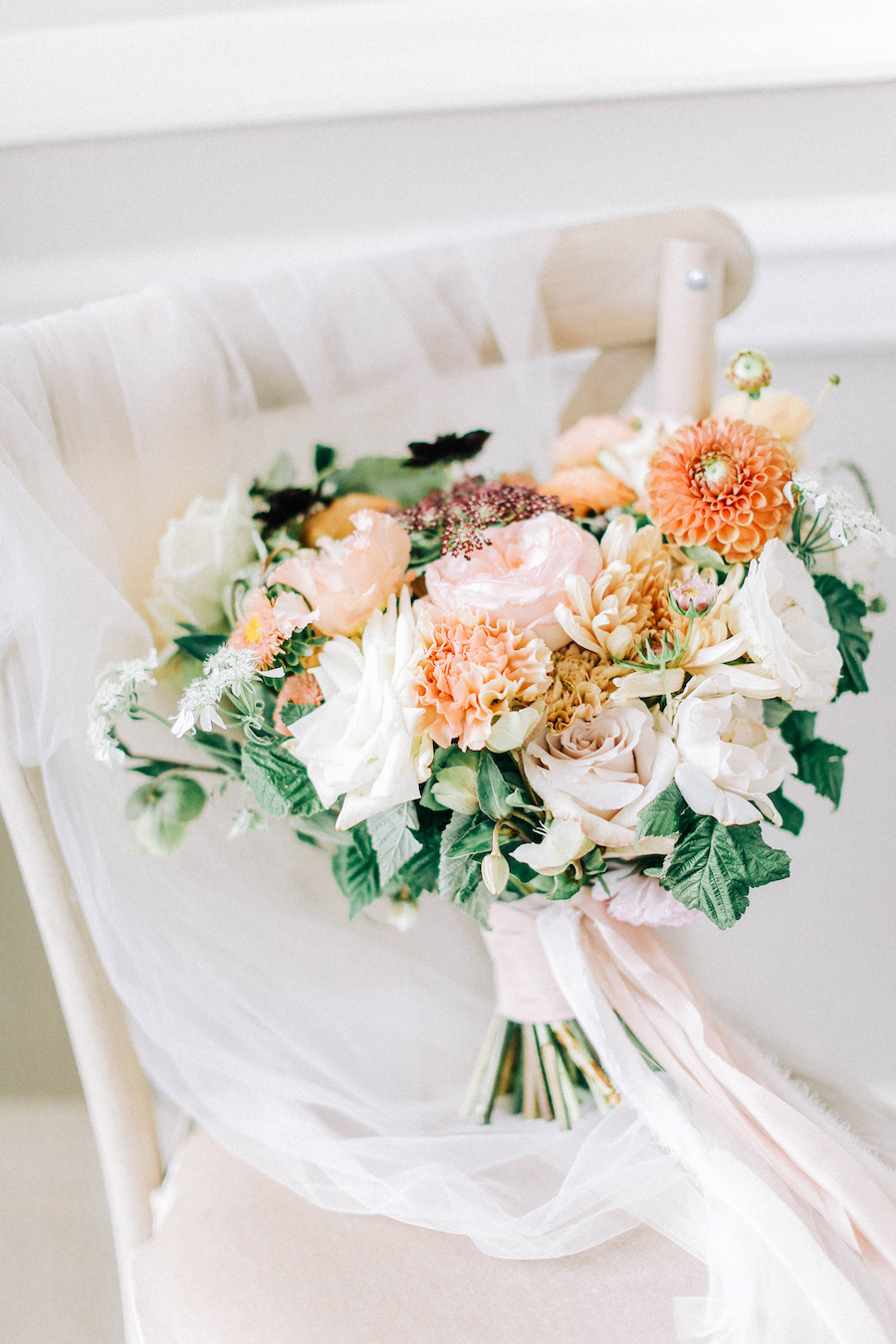 Romantic, French inspired wedding inspiration with masterful florals (29)
