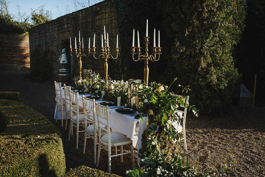 Glorious winter to spring wedding style at Hooton Pagnell, image credit Crayden Wedding Photography (24)