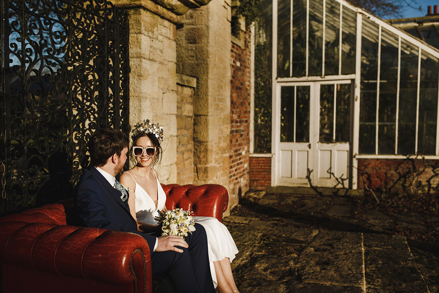 Glorious winter to spring wedding style at Hooton Pagnell, image credit Crayden Wedding Photography (31)