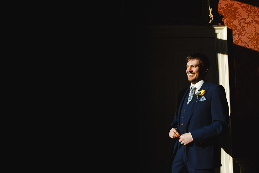Glorious winter to spring wedding style at Hooton Pagnell, image credit Crayden Wedding Photography (7)