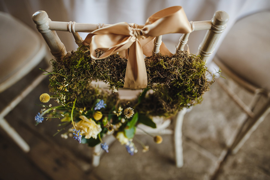 Glorious winter to spring wedding style at Hooton Pagnell, image credit Crayden Wedding Photography (16)