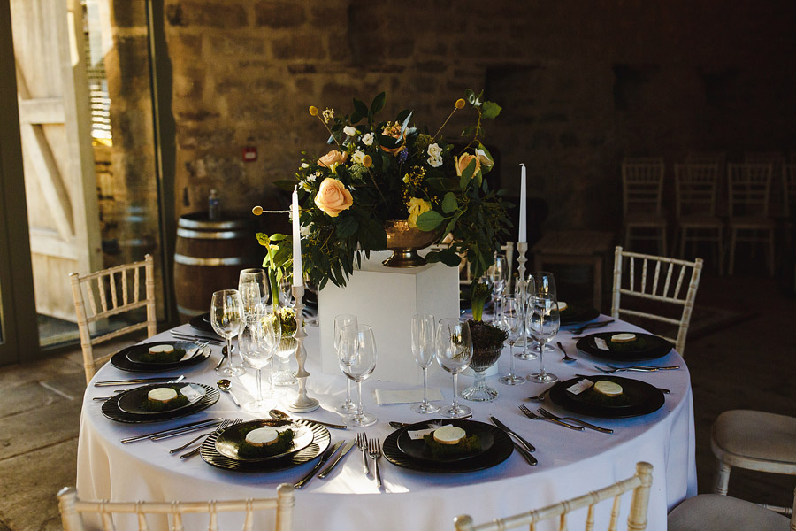 Glorious winter to spring wedding style at Hooton Pagnell, image credit Crayden Wedding Photography (17)