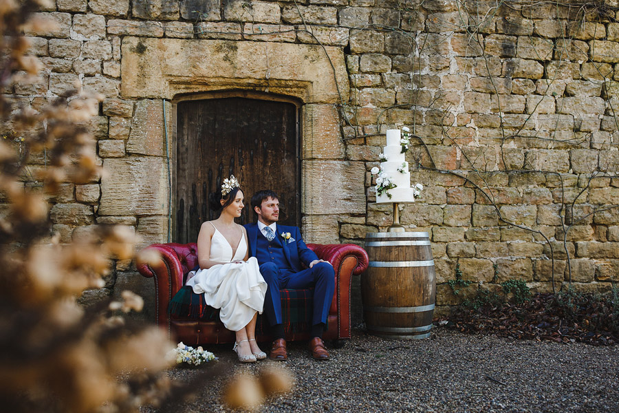 Glorious winter to spring wedding style at Hooton Pagnell, image credit Crayden Wedding Photography (19)