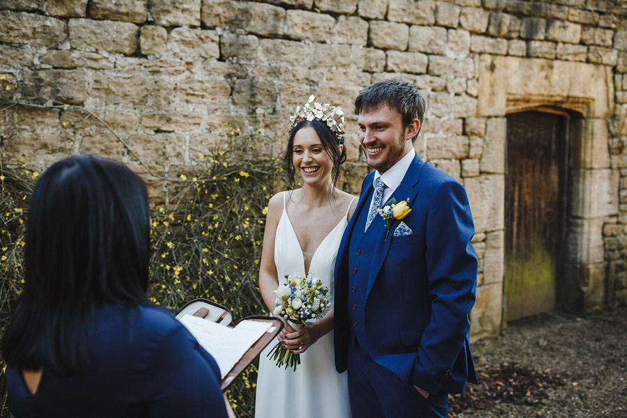 Glorious winter to spring wedding style at Hooton Pagnell, image credit Crayden Wedding Photography (23)