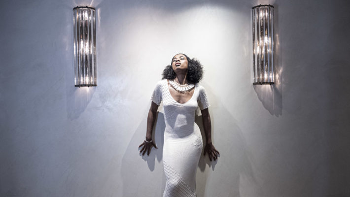 Ethical bridalwear by Lee Klabin