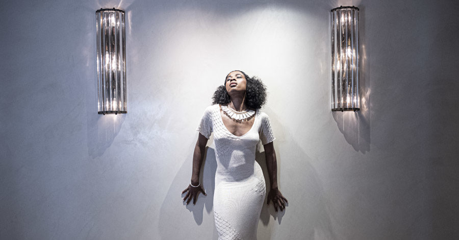 Ethical bridalwear by Lee Klabin