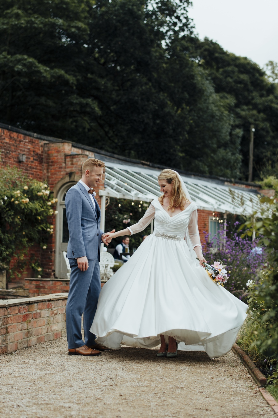 Nottingham Walled Garden wedding with Nathan Walker Photography (17)