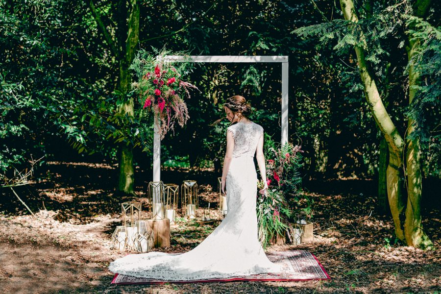 Styled boho woodland shoot in Essex, image credit Hayley Jane Photography (35)