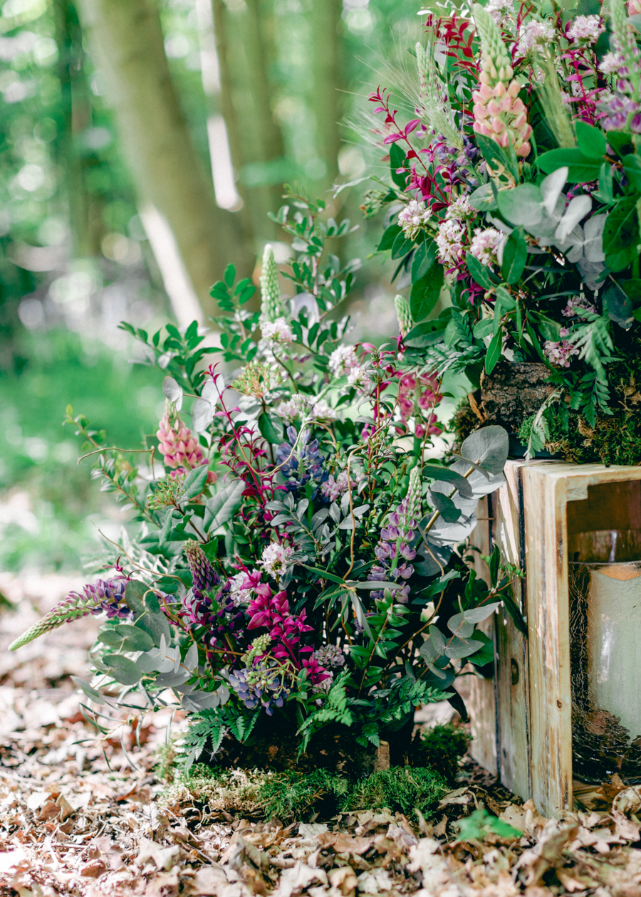 Styled boho woodland shoot in Essex, image credit Hayley Jane Photography (25)