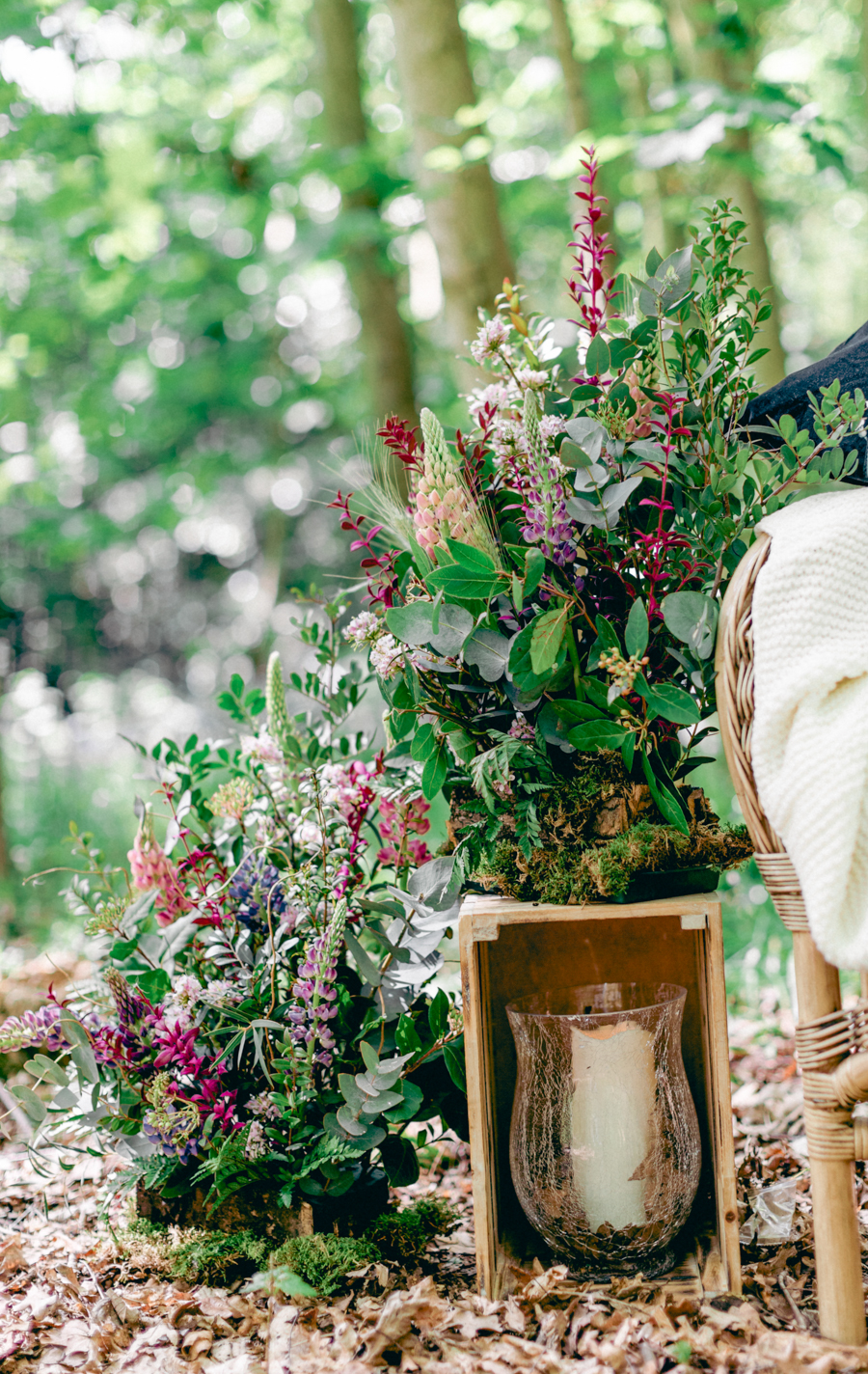 Styled boho woodland shoot in Essex, image credit Hayley Jane Photography (24)