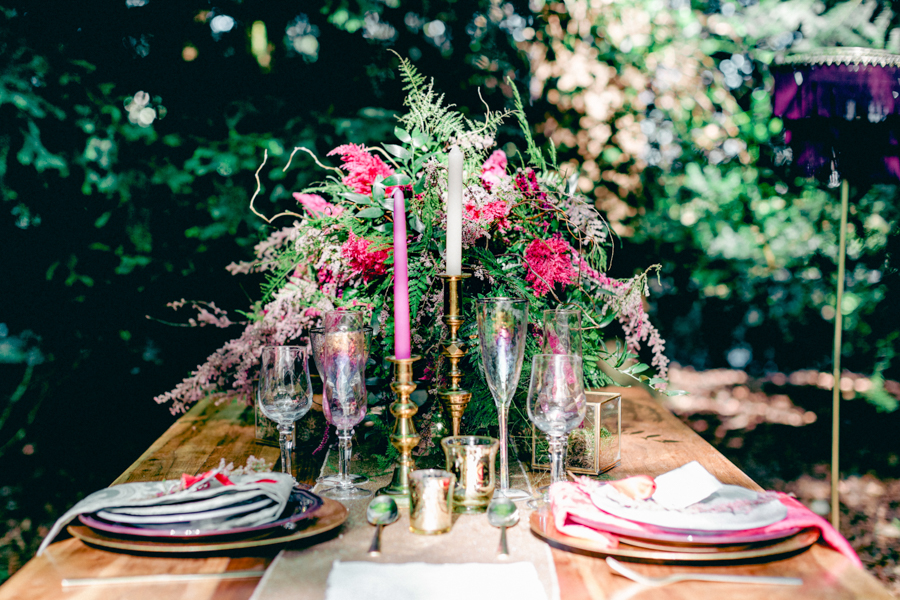 Styled boho woodland shoot in Essex, image credit Hayley Jane Photography (10)