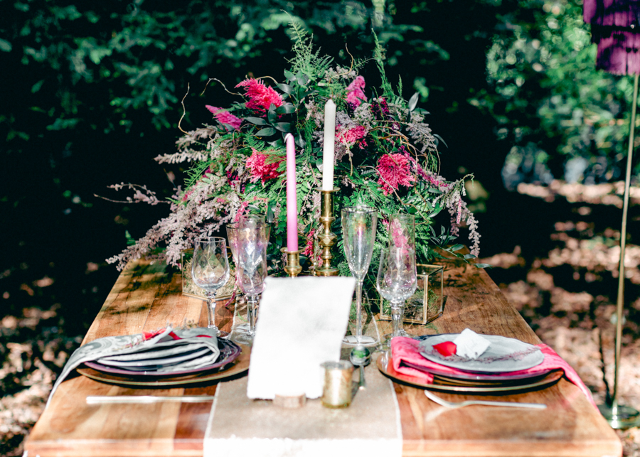 Styled boho woodland shoot in Essex, image credit Hayley Jane Photography (6)