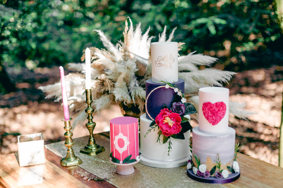 Styled boho woodland shoot in Essex, image credit Hayley Jane Photography (3)
