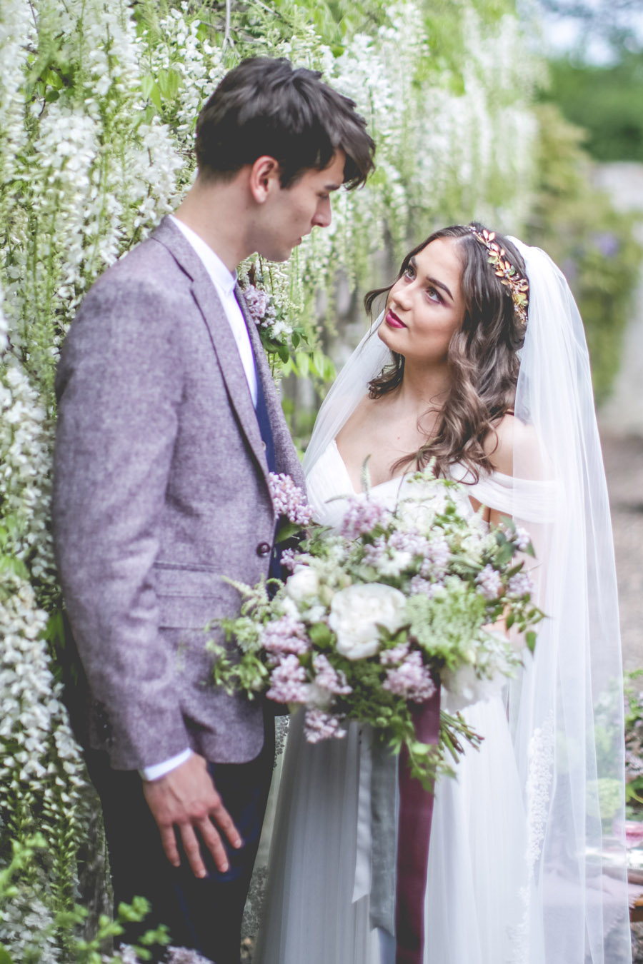 Eshott Hall wedding inspiration, credit Sean Elliott Photography (12)