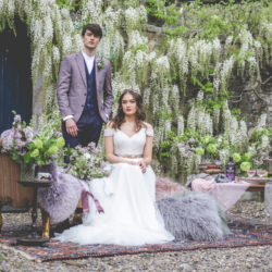 In A Class of its Own – Eshott Hall wedding inspiration