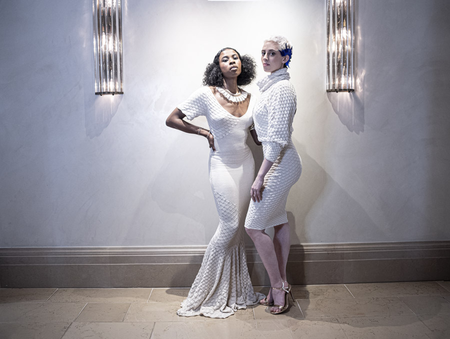 Lee Klabin 2021 sustainable bridal collection (1)