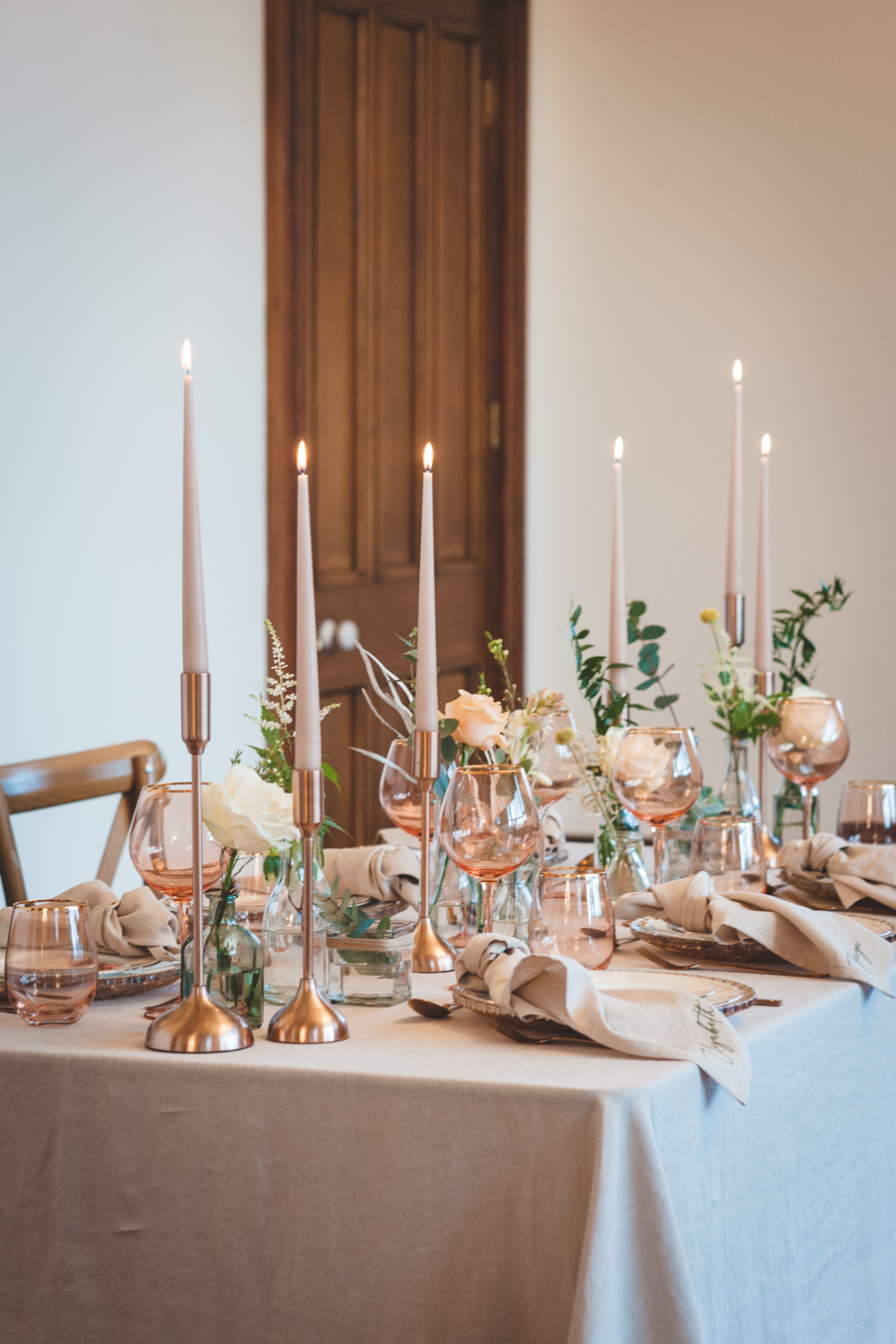Yorkshire wedding venue styling ideas, photo credit Boho Chic Weddings (5)