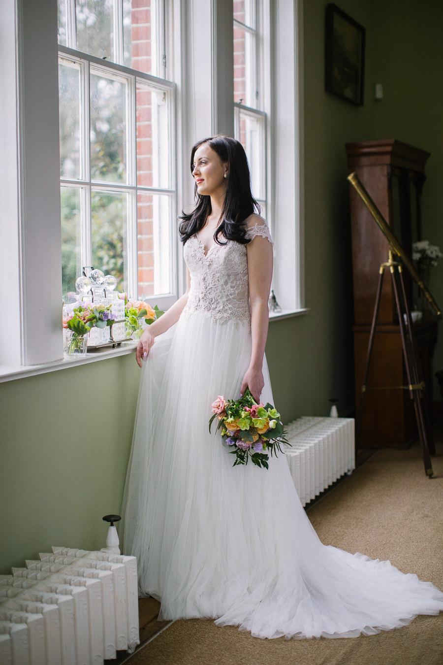 'Understated Elegance' Spring Styled Hampshire Bridal Shoot – Rownhams House, photo credit Nisha Haq Photography (7)