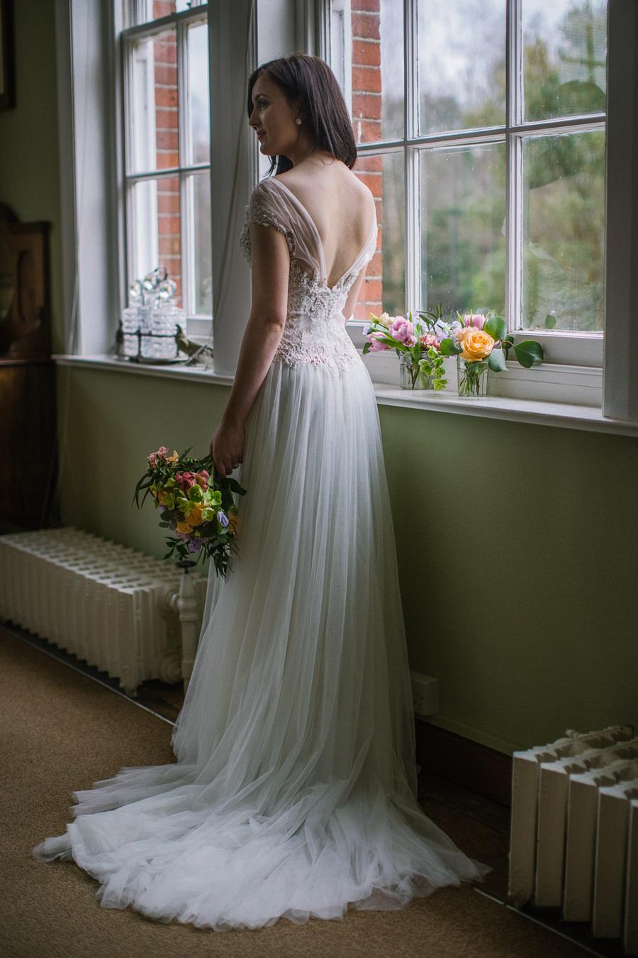 'Understated Elegance' Spring Styled Hampshire Bridal Shoot – Rownhams House, photo credit Nisha Haq Photography (8)