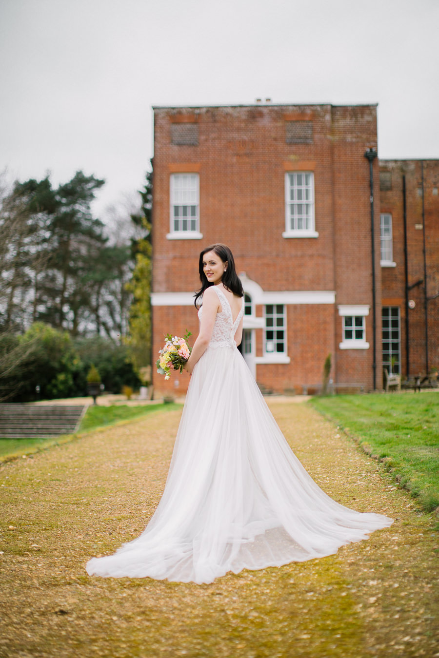 'Understated Elegance' Spring Styled Hampshire Bridal Shoot – Rownhams House, photo credit Nisha Haq Photography (13)