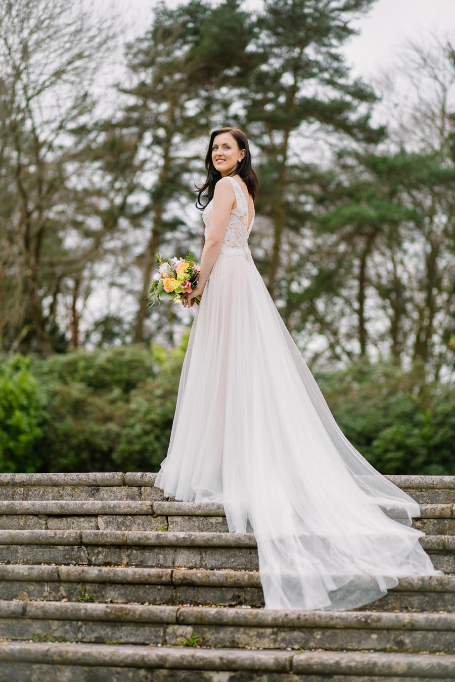 'Understated Elegance' Spring Styled Hampshire Bridal Shoot – Rownhams House, photo credit Nisha Haq Photography (17)
