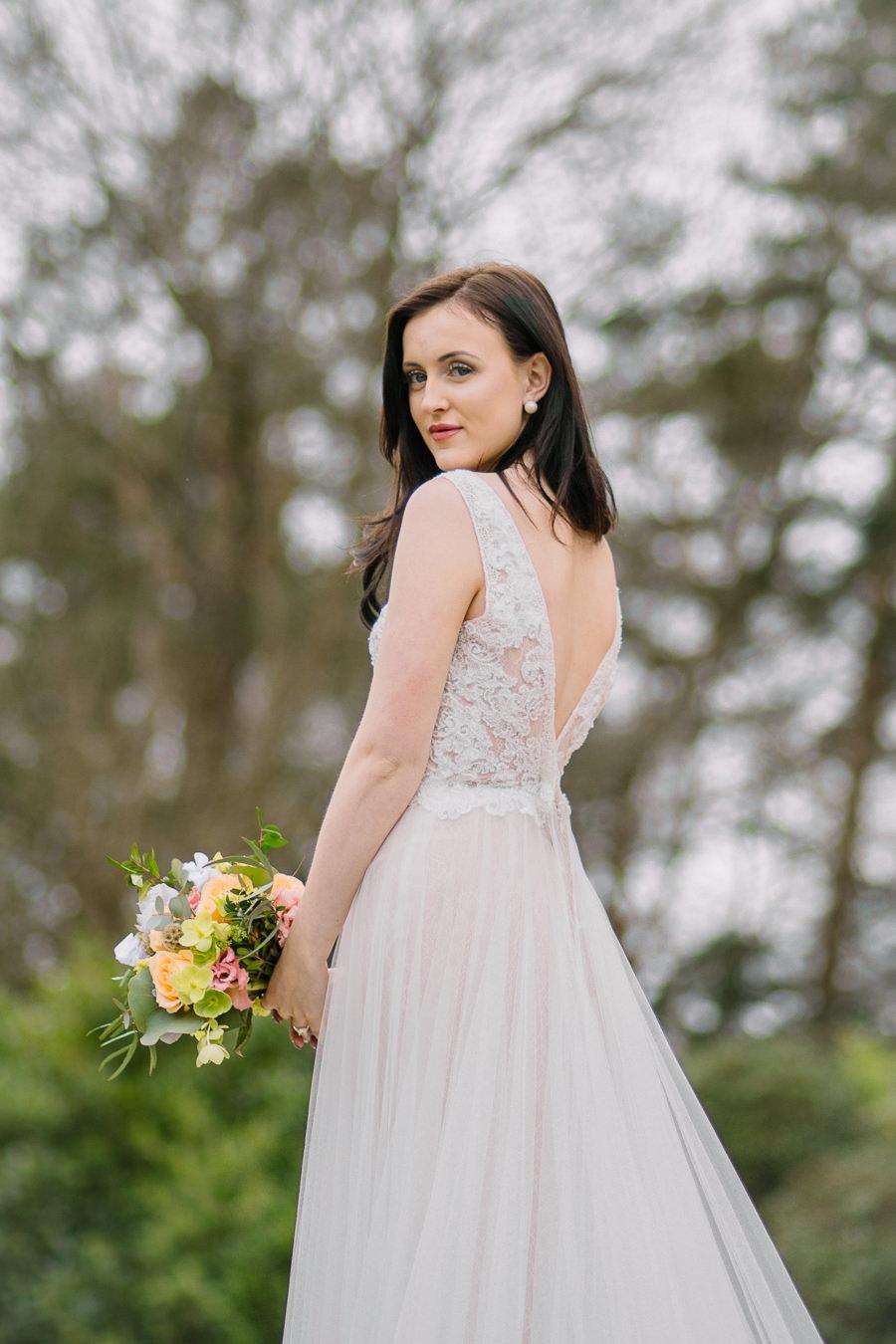 'Understated Elegance' Spring Styled Hampshire Bridal Shoot – Rownhams House, photo credit Nisha Haq Photography (19)