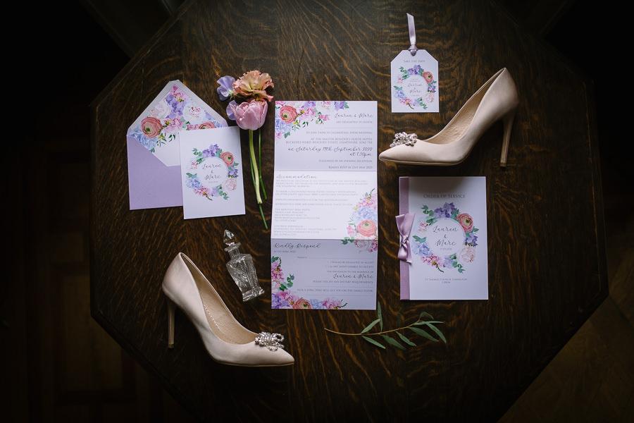 'Understated Elegance' Spring Styled Hampshire Bridal Shoot – Rownhams House, photo credit Nisha Haq Photography (23)