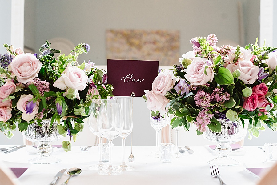chic, contemporary London wedding style with amazing florals. Image credit Fiona Kelly Photography (7)