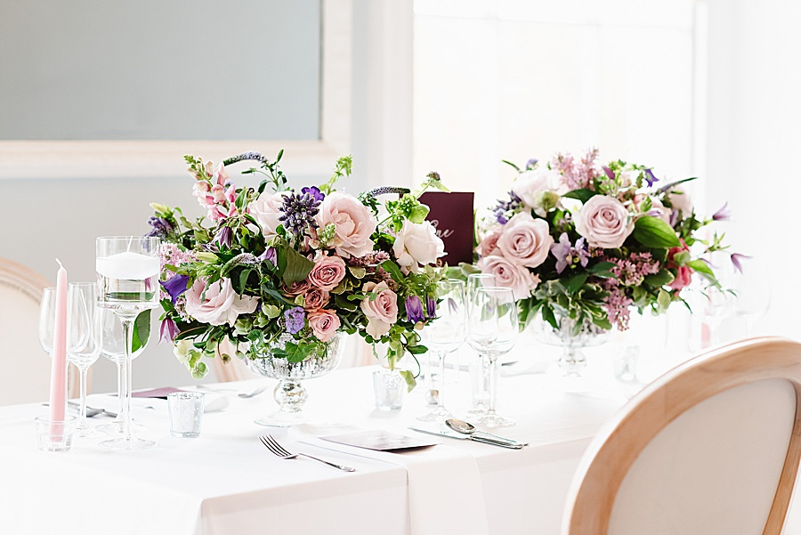 chic, contemporary London wedding style with amazing florals. Image credit Fiona Kelly Photography (8)