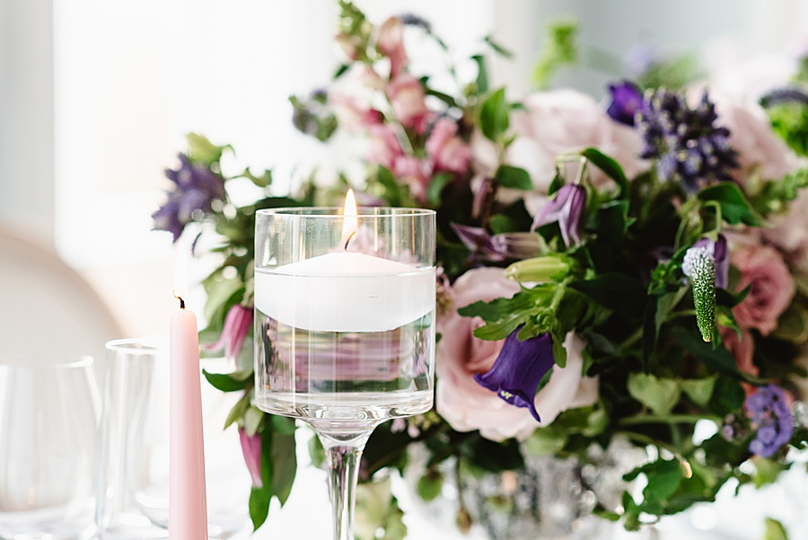 chic, contemporary London wedding style with amazing florals. Image credit Fiona Kelly Photography (12)