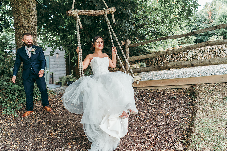 Hayden & Rabia's outdoorsy, natural wedding in Looe, with Tracey Warbey Photography (37)