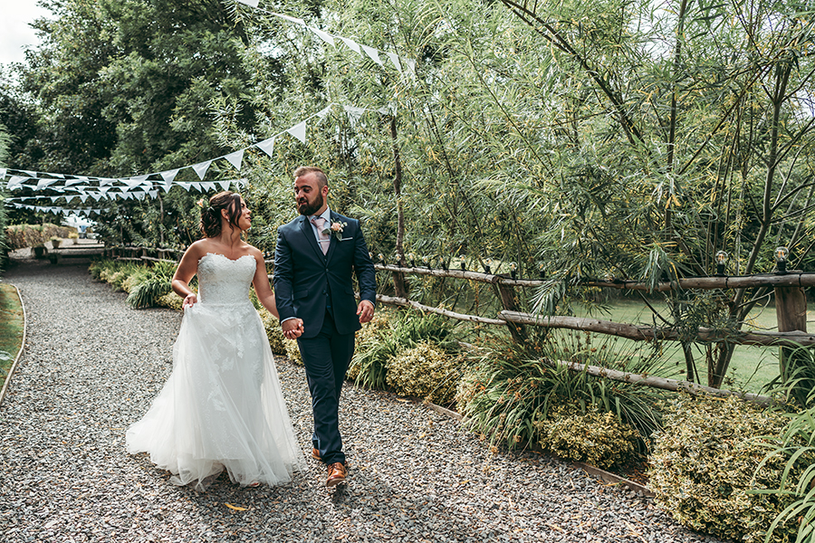 Hayden & Rabia's outdoorsy, natural wedding in Looe, with Tracey Warbey Photography (39)