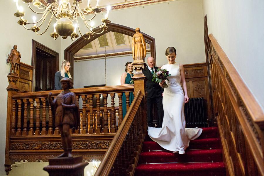 Emma & Adam's minimal, classic and elegant wedding, Manor by the Lake wedding photographer Martin Dabek Photography (8)