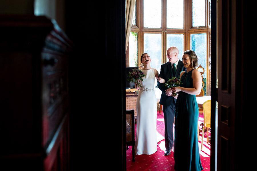 Emma & Adam's minimal, classic and elegant wedding, Manor by the Lake wedding photographer Martin Dabek Photography (9)