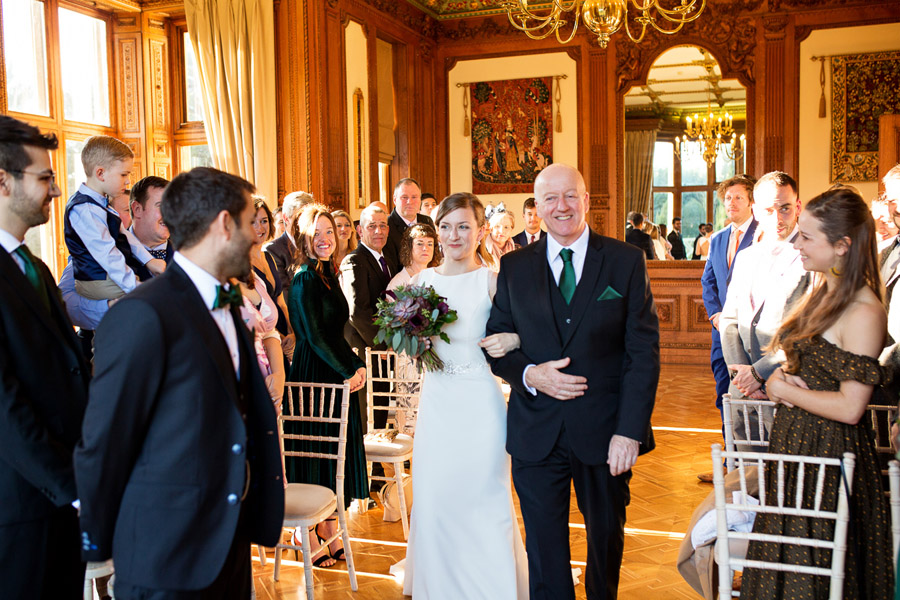 Emma & Adam's minimal, classic and elegant wedding, Manor by the Lake wedding photographer Martin Dabek Photography (10)