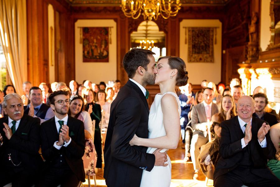 Emma & Adam's minimal, classic and elegant wedding, Manor by the Lake wedding photographer Martin Dabek Photography (12)