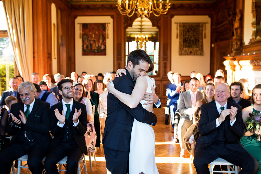 Emma & Adam's minimal, classic and elegant wedding, Manor by the Lake wedding photographer Martin Dabek Photography (13)