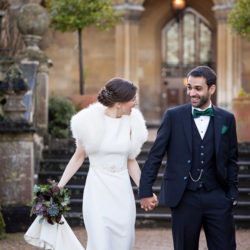 Emma & Adam's minimal, classic and elegant Manor by the Lake wedding, with Martin Dabek Photography