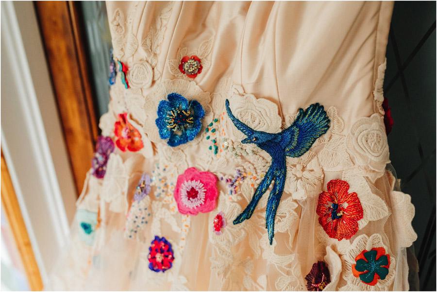 Colour EVERYWHERE for Jade & Matt's spring wedding, with J S Coates Wedding Photography (2)