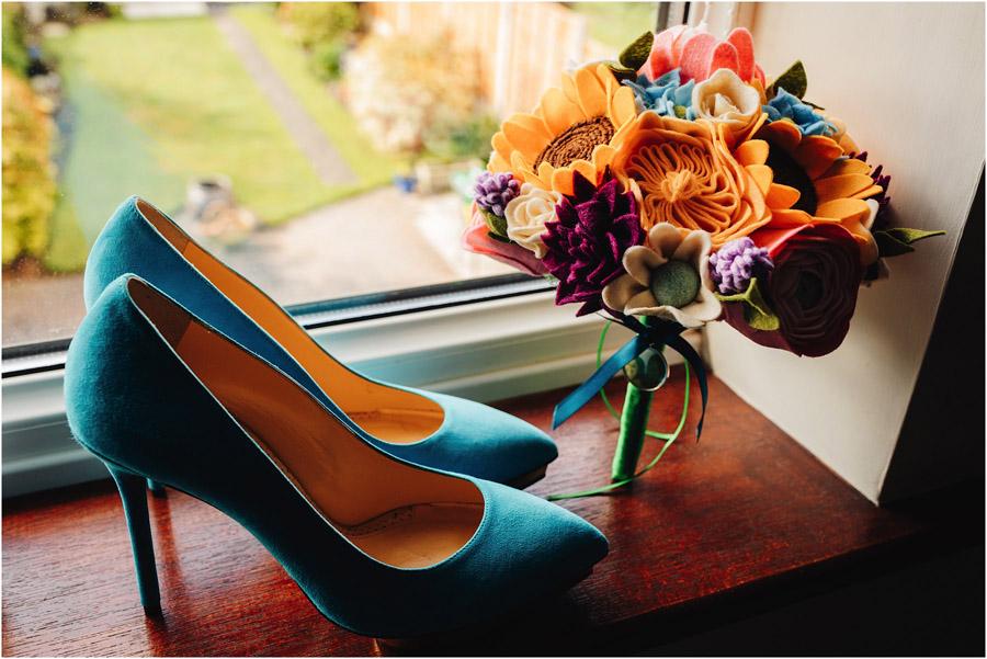 Colour EVERYWHERE for Jade & Matt's spring wedding, with J S Coates Wedding Photography (5)