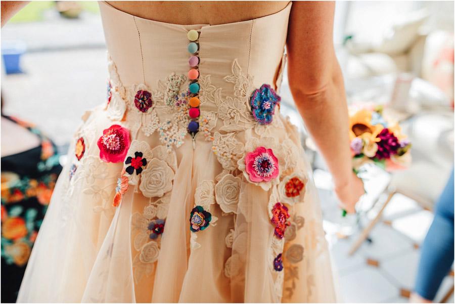 Colour EVERYWHERE for Jade & Matt's spring wedding, with J S Coates Wedding Photography (7)