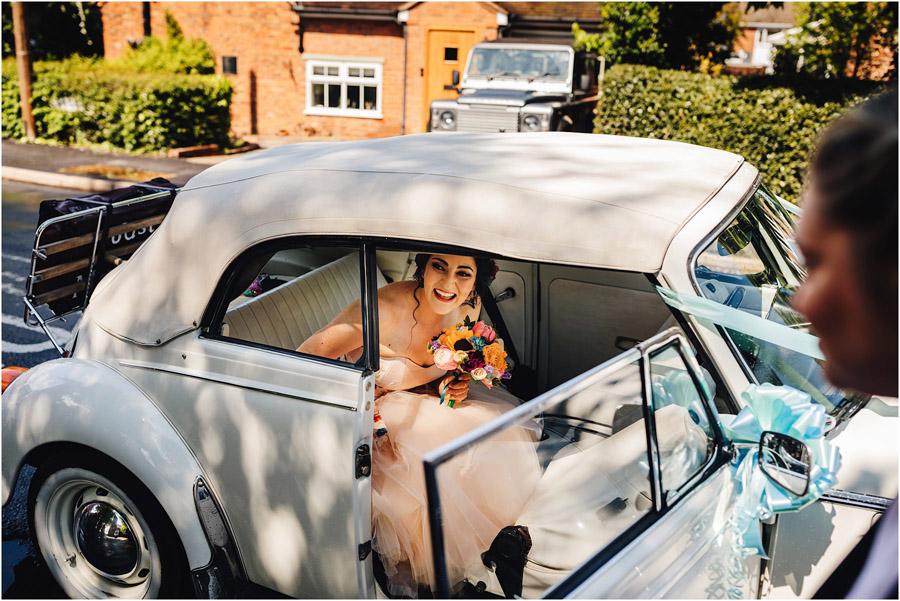 Colour EVERYWHERE for Jade & Matt's spring wedding, with J S Coates Wedding Photography (11)