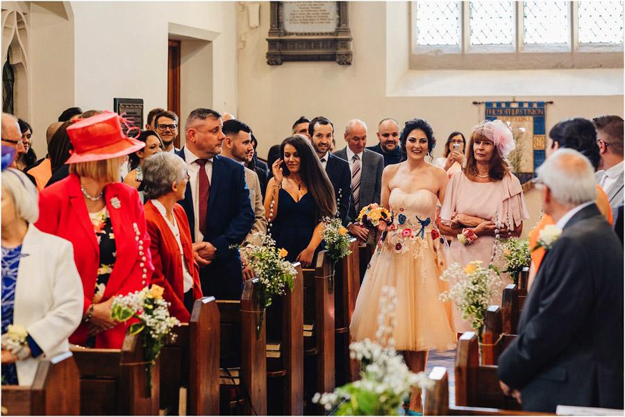 Colour EVERYWHERE for Jade & Matt's spring wedding, with J S Coates Wedding Photography (12)
