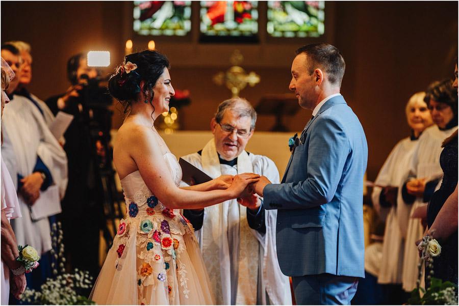 Colour EVERYWHERE for Jade & Matt's spring wedding, with J S Coates Wedding Photography (13)