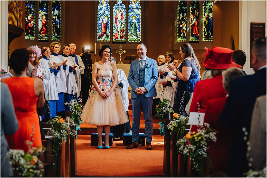 Colour EVERYWHERE for Jade & Matt's spring wedding, with J S Coates Wedding Photography (14)