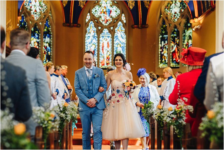 Colour EVERYWHERE for Jade & Matt's spring wedding, with J S Coates Wedding Photography (16)