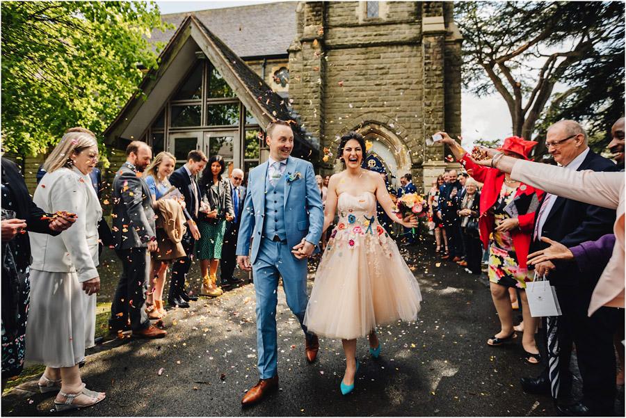 Colour EVERYWHERE for Jade & Matt's spring wedding, with J S Coates Wedding Photography (17)